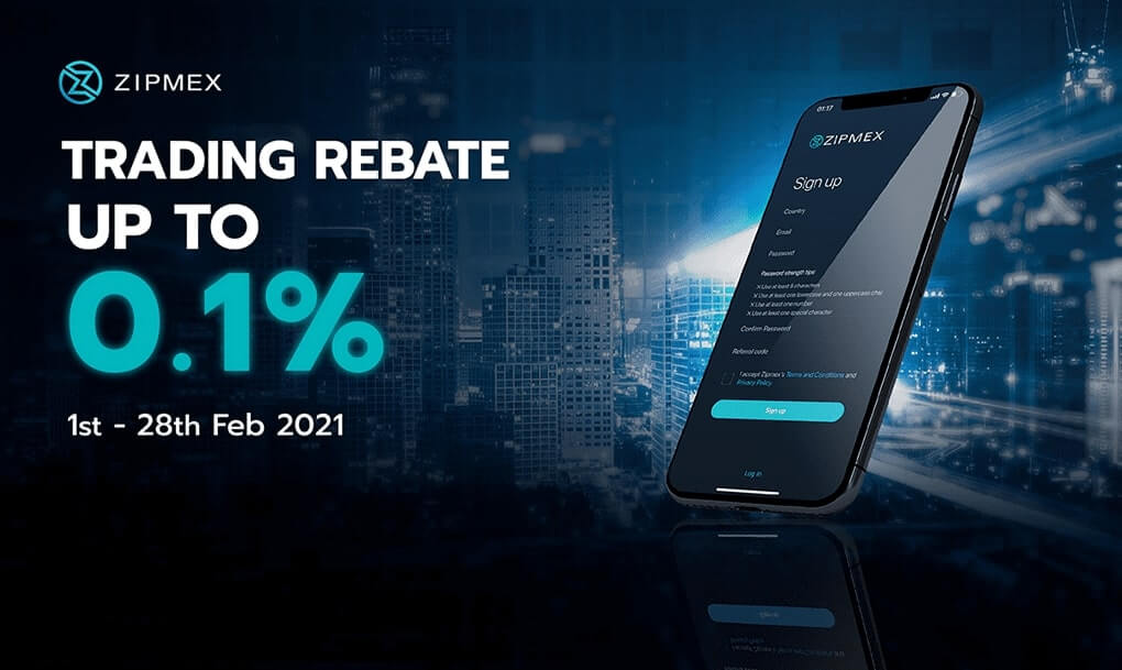 Trading Cashback Campaign