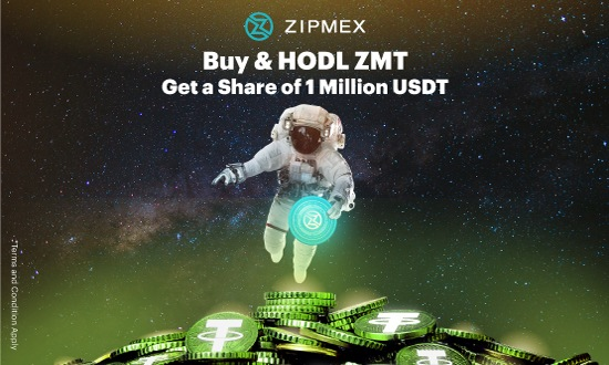 Be part of a $1 million USDT airdrop!