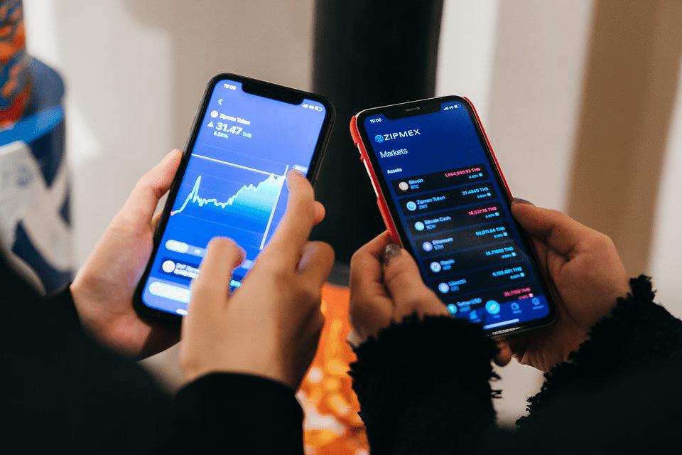 Zipmex Australia App Trading Platform