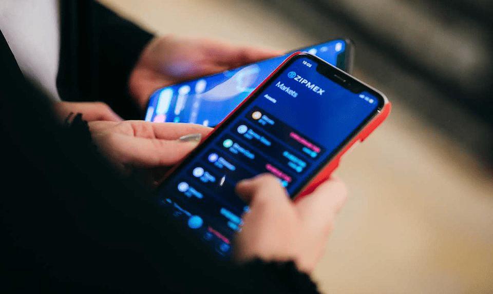 Zipmex Australian App Trading Platform