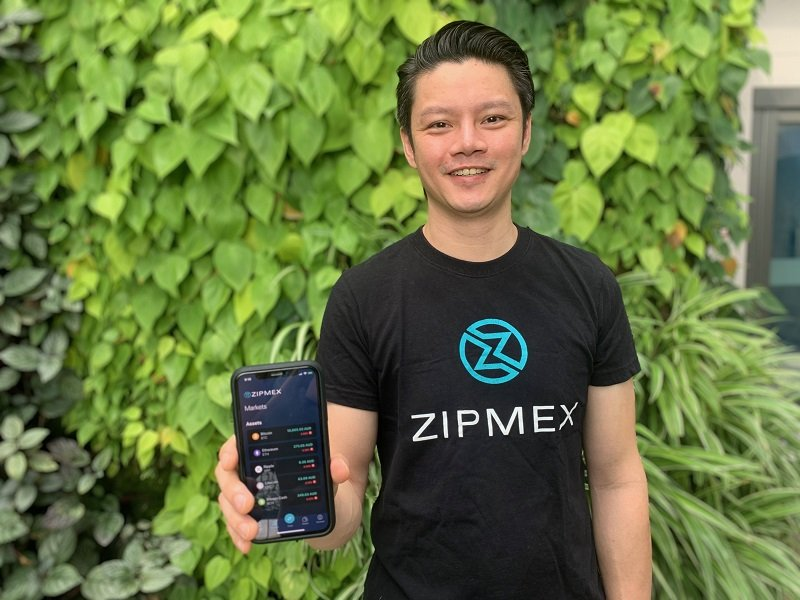 Zipmex Founder Marcus Lim