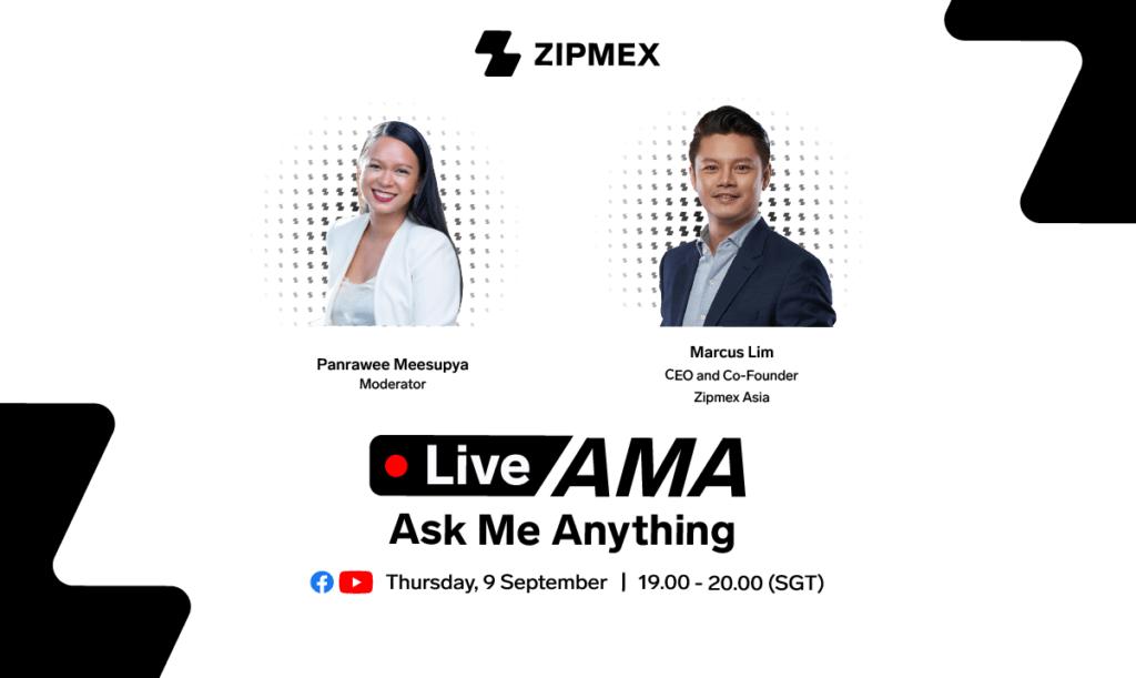 AMA with Marcus Lim