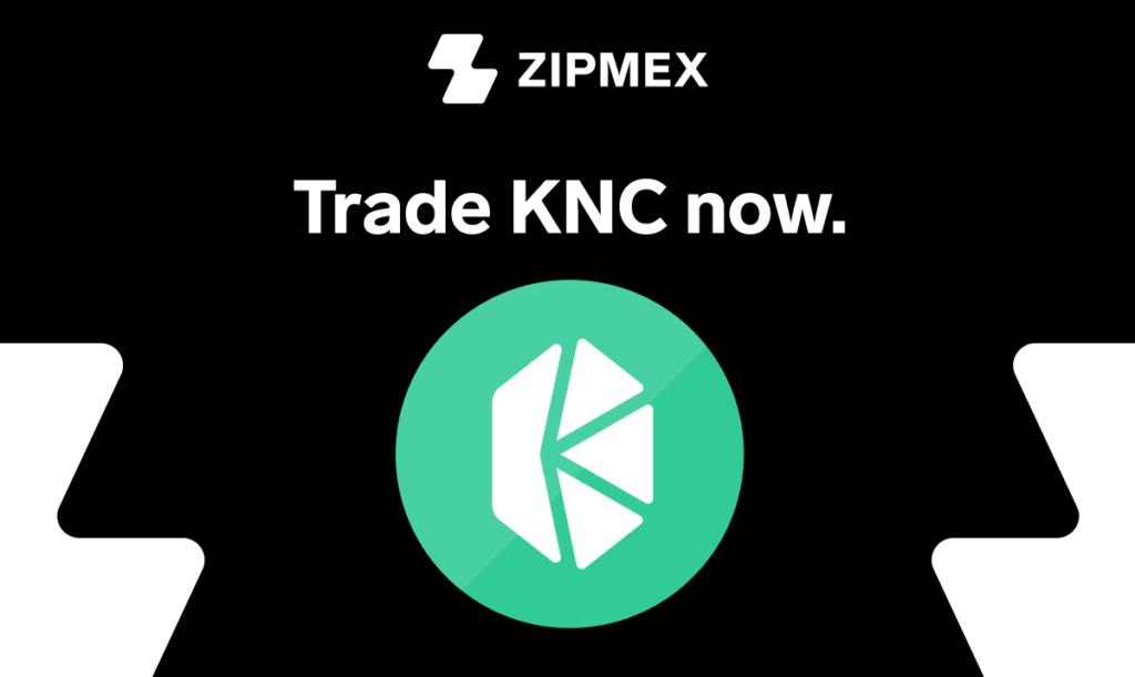 KNC ready to trade